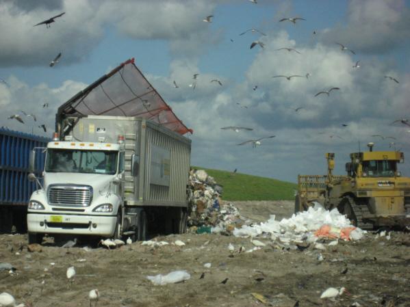Cocoa Landfill dump