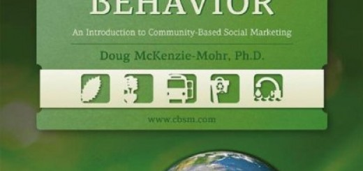 fostering sustainable behaviors book review