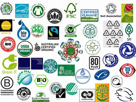 eco product labels certifications